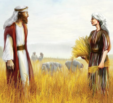 boaz-meets-ruth-harvestfield