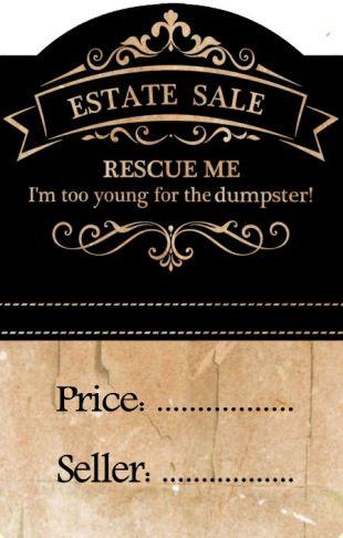 Estate-Sale.price-tag