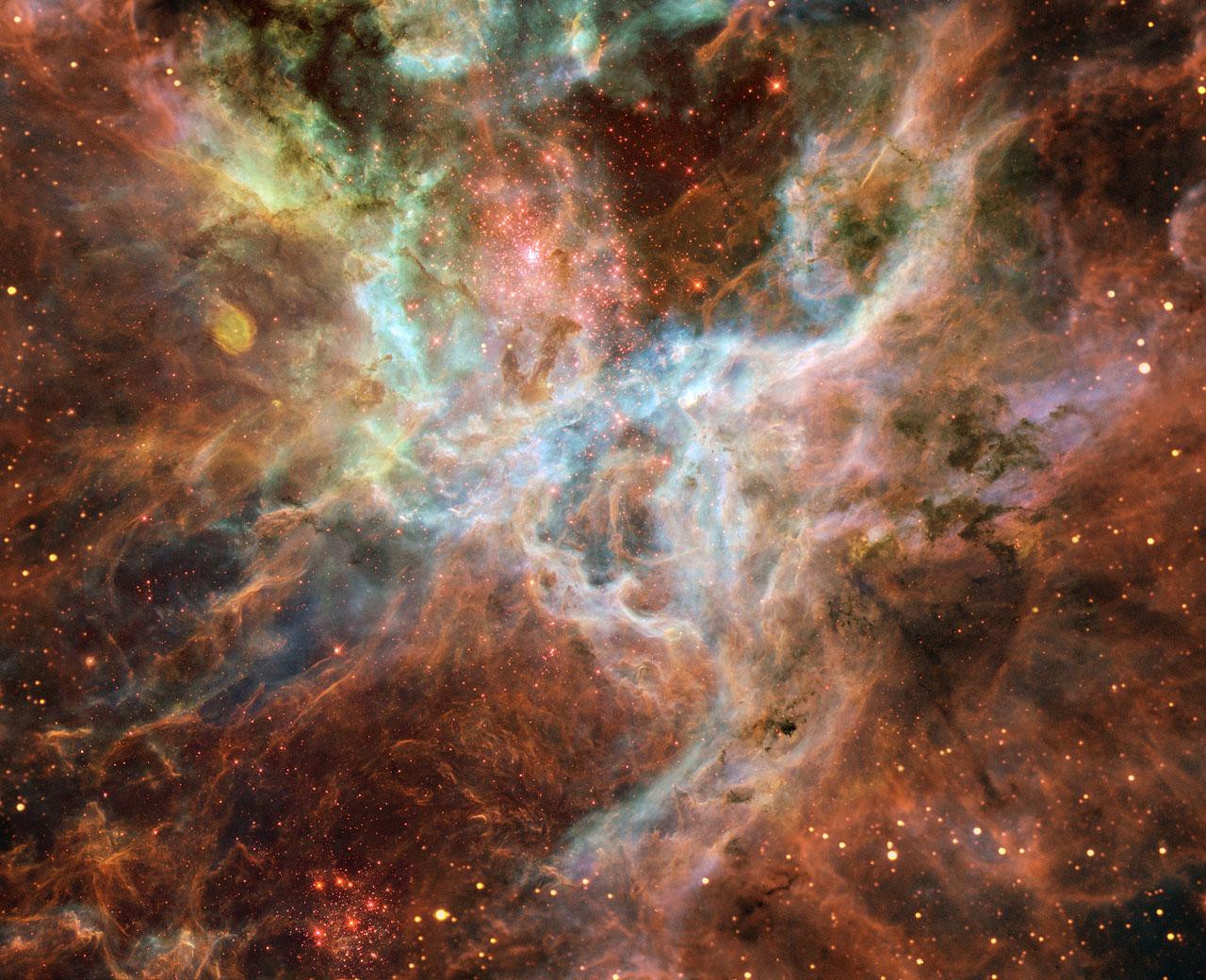 Galaxy.Tarantula-photo