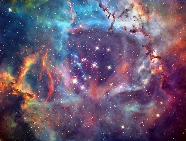 RosettaNebula-galaxy.Pinterest