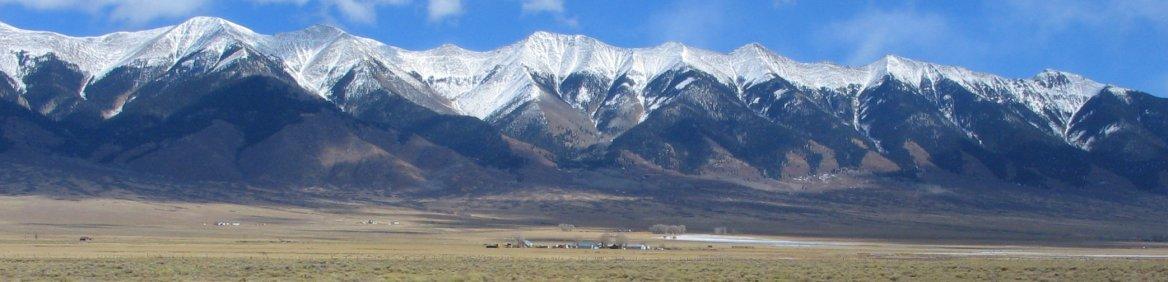 Sangre-de-Cristo-mountains