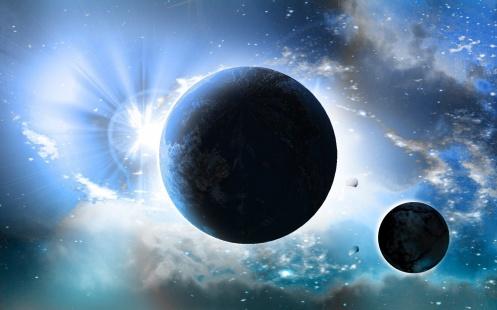Galaxy-Planets-Sun.wallpaper