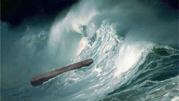 GenesisFlood-Ark-afloat