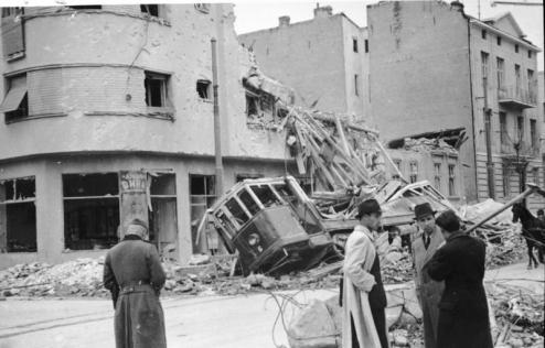 Belgrad, Zerstörungen