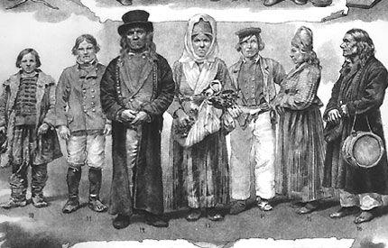 Estonian-folk-costumes