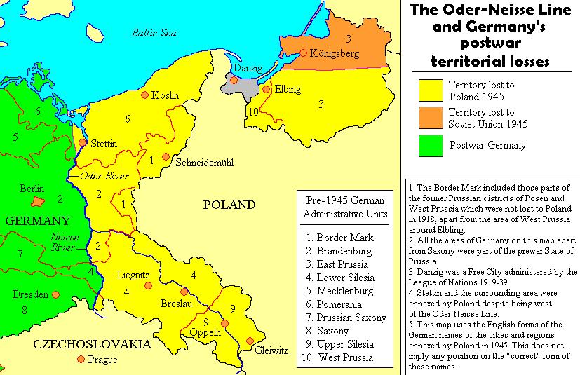 Oder-NeisseLine.postWWII-map
