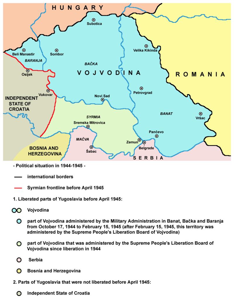 Yugoslavia-map-WWII.AD1944-AD1945