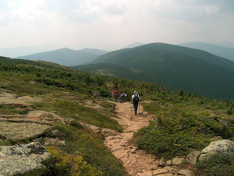 AppalachianTrail.hiking-PresidentialRange