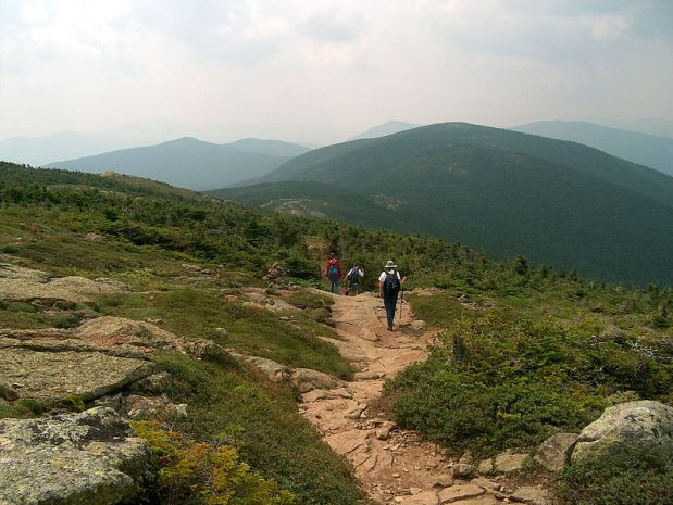 AppalachianTrail.hiking-PresidentialRange